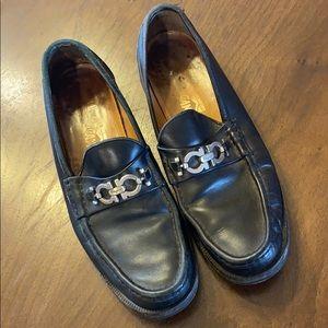 Vintage men's ferragamo shoes